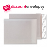 Pocket Peel and Seal Translucent White C4 324×229mm 90gsm