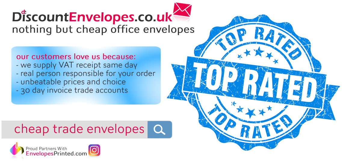 Cheap Envelopes