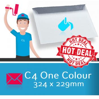 C4 Printed 1 Colour