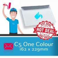 C5 Printed 1 Colour