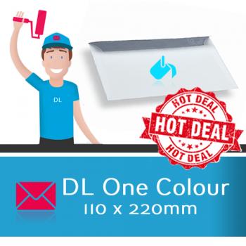 DL Printed 1 Colour