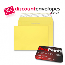 Wallet Peel and Seal Banana Yellow C6 114×162mm 120gsm
