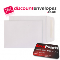 Pocket Peel and Seal White Inner C5 229×162mm 100gsm