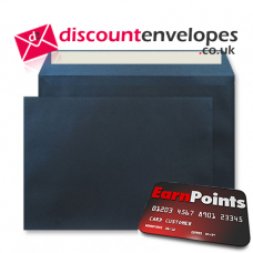 Wallet Peel and Seal Midnight Blue C5 162×229mm 120gsm