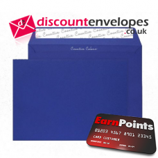 Wallet Peel and Seal Victory Blue C5 162×229mm 120gsm