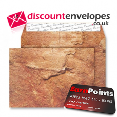 Wallet Peel and Seal Yorkshire Sandstone C5 162×229mm 135gsm