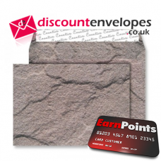 Wallet Peel and Seal Dartmoor Granite C5 162×229mm 135gsm