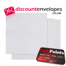 Card Wallet Peel and Seal Ultra White Card 165×165mm 210gsm 280µm