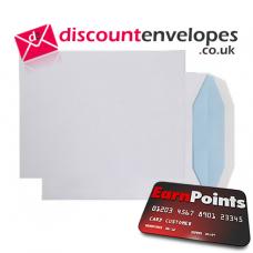 Mailer Gummed White 310×238mm 100gsm
