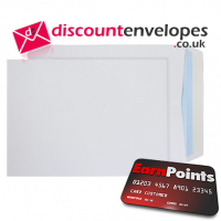 Pocket Peel and Seal White 352×229mm 100gsm