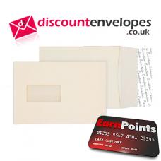 Gusset Pocket Window Peel and Seal Cream Wove C5 229×162×25mm 140gsm