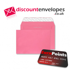 Wallet Peel and Seal Flamingo Pink C6 114×162mm 120gsm