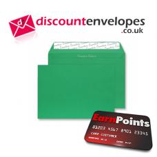 Wallet Peel and Seal Avocado Green C6 114×162mm 120gsm