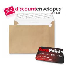 Wallet Peel and Seal Metallic Gold C6 114×162mm 130gsm