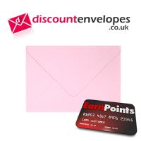 Wallet Gummed Baby Pink C6 114×162mm 100gsm