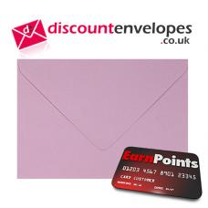 Wallet Gummed Dusky Pink C6 114×162mm 100gsm