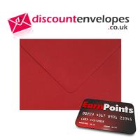 Wallet Gummed Scarlet C6 114×162mm 100gsm