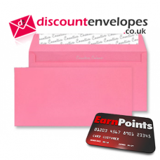 Wallet Peel and Seal Flamingo Pink DL+ 114×229mm 120gsm