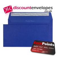 Wallet Peel and Seal Victory Blue DL+ 114×229mm 120gsm