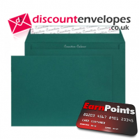 Wallet Peel and Seal British Racing Green C5 162×229mm 120gsm