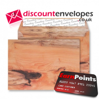 Wallet Peel and Seal Planed Yew C5 162×229mm 135gsm