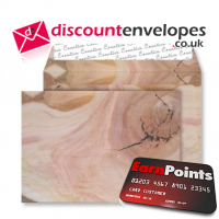 Wallet Peel and Seal Natural English Oak C5 162×229mm 135gsm