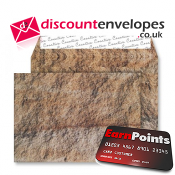 Wallet Peel and Seal Jurassic Limestone C5 162×229mm 135gsm