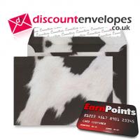 Wallet Peel and Seal Fresian Cow Hide C5 162×229mm 135gsm