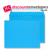 Wallet Peel and Seal Caribbean Blue 220x220mm 120gsm