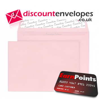 Wallet Peel and Seal Baby Pink C4 229×324mm 120gsm