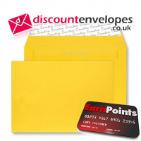 Wallet Peel and Seal Egg Yellow C4 229×324mm 120gsm