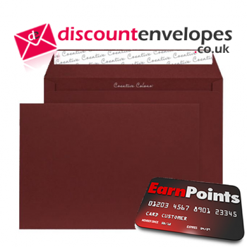 Wallet Peel and Seal Bordeaux C4 229×324mm 120gsm
