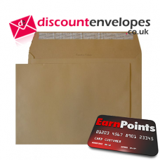 Wallet Peel and Seal Biscuit Beige C4 324×229mm 120gsm
