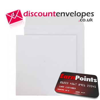 Card Wallet Peel and Seal Ultra White Card 240×240mm 210gsm 280µm