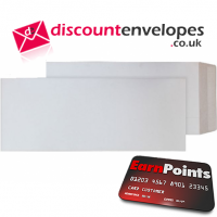 All Board Pocket Peel and Seal White Board 460×185mm 350gsm 500µm